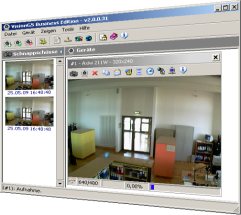 VisionGS with Axis Network camera